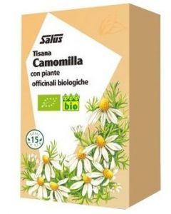 Camomilla Tisana 15 Filtri Bio