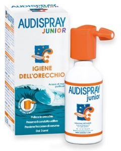 Audispray Junior Igiene dell'orecchio 25ml