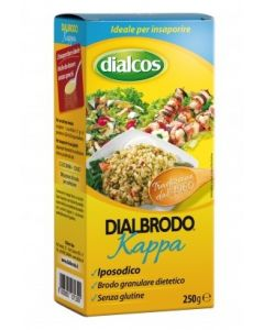 Dialcos Dialbrodo Kappa Senza Glutine 250g