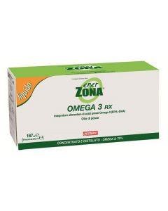 Enerzona Omega 3 Rx Liquido 5 Flaconi Da 33,3ml