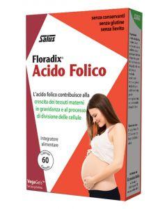 FLORADIX ACIDO FOLICO 60 CAPSULE
