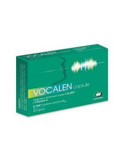 Vocalen 20 Capsule Integratore