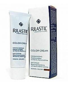 Rilastil Color Cream Golden Crema Da Giorno Dorata-golden 30ml