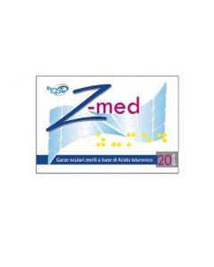 Zmed Garza Oculare Medicata 20 Bustine