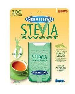Hermesetas Steviasweet 300 Compresse