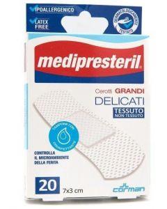 Cerotto Medipresteril Sensimed Grandi Delicati 7x3 20 Pezzi
