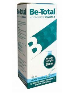 Be-Total Sciroppo Classico Integratore vitamine gruppo B 200ml