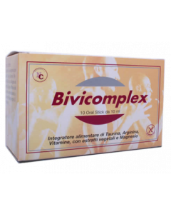 BIVICOMPLEX 10BUST 10ML