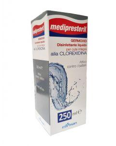 Disinfettante Medipresteril Germoxid Liquido Cute Integra Alla Clorexidina 250 Ml