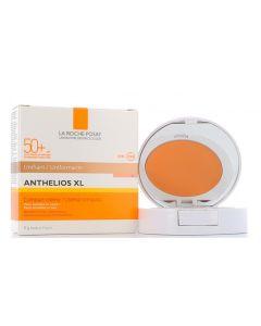 La Roche-Posay Anthelios XL Crema Compatta Uniformante SPF50+ Protezione Molto Alta Ultra UVA Tonalità 02 Confezione 9g