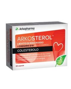 ARKOSTEROL Q10 60CPS