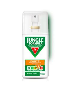 Jungle Formula Forte Spray Original 75 Ml Repellente Antizanzare