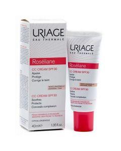 Uriage Roséliane Cc Cream Spf30 Crema Idro-protettiva 40ml