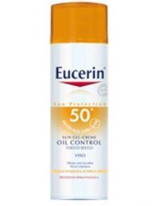 Eucerin Sun Oil Control Olio Solare PF 50+ 50ml