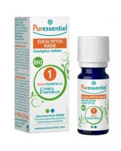 Puressentiel Olio Essenziale Eucalyptus Radiata Biologico 10ml