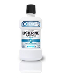 Listerine Advance White Colluttorio Multiazione 500ml