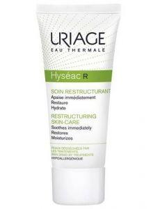 Uriage Hyseac R Trattamento Emolliente E Ristrutturante Per La Cute Disidratata E Cute Grassa Con Imperfezioni Tubo 40ml