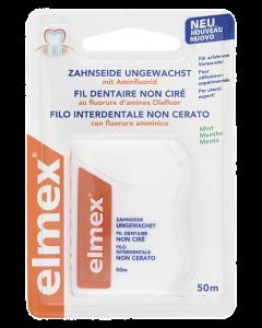 Elmex Filo Interdentale Non Cerato 50m