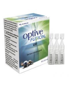 Optive Fusion Ud Collirio 30 Flaconcini Monodose X0,4Ml