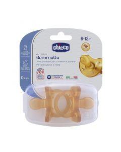 Chicco Gommotto Physio Soft In Lattice 6-12M 2 Pezzi