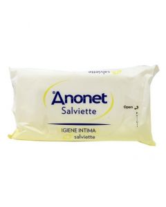 ANONET SALVIETTE 15 PEZZI igiene intima