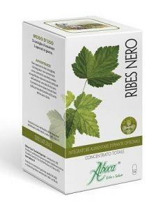 Aboca Ribes Nero Concentrato Totale 50 Opercoli Da 500mg