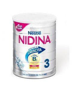Nestlé Nidina Crescita 3 Latte In Polvere 800g