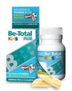 Be-Total Plus Kids Integratore Alimentare 30 Compresse
