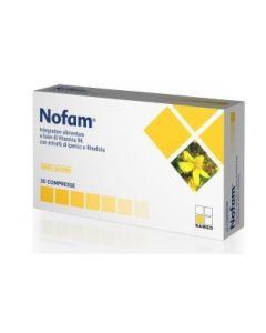 Named Nofam Integratore Alimentare 30 Compresse