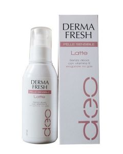 Dermafresh Deodorante Pelle Sensibile Latte 100ml