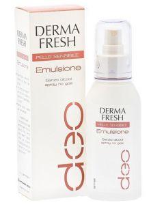 Dermafresh Deodorante Emulsione Pelle Sensibile 75ml