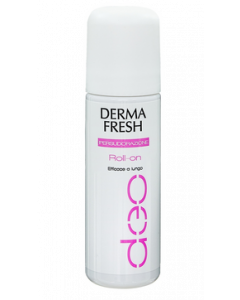Dermafresh Deodorante Ipersudorazione Roll-on 75ml