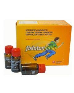 Fisioton Junior 20 Fiale 10 Ml  Integratore Alimentare Di Vitamine Del Gruppo B