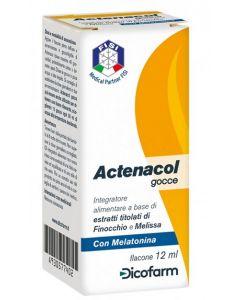 ACTENACOL GOCCE 12 ML