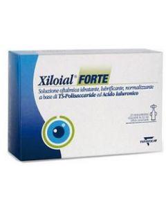 Xiloial Forte Monodose 20f