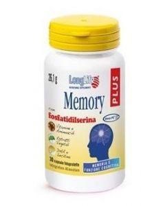 Longlife Memory Plus 30 Capsule