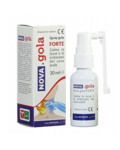 Spray Gola Forte Dispositivo Medico 30ml