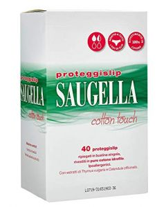 SAUGELLA PROTEGGISLIP 40PZ