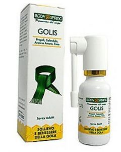 BODY SPRING GOLIS SPRAY BIMBI