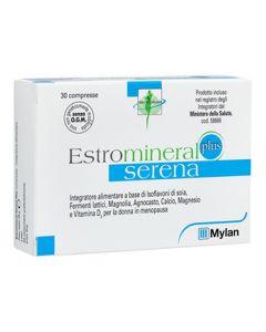Rottapharm Estromineral Serena Plus  Integratore Alimentare 30 Compresse