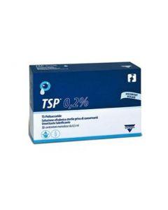 Tsp 0,2% Soluzione Oftalmica 30 Flaconcini 0,5 Ml