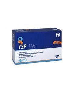 Tsp 1% Soluzione Oftalmica 30 Flaconcini 0,5 Ml
