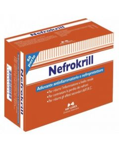 Nefrokrill Gatti 60 Perle