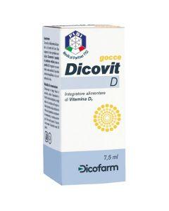 DICOVIT D VITAMINA D3 7,5 ML