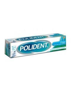 Polident Adesivo Per Dentiere Free Ipoallergico 40g