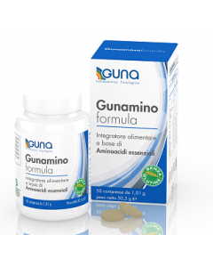 GUNAMINO FORMULA 50CPR