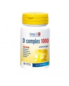 LONGLIFE D COMPLEX 1000 60CPR