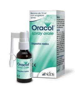 Oracol Spray Orale 15 Ml