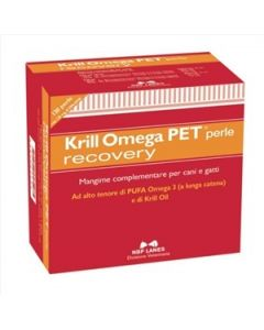 Krill Omega Pet Recovery120prl