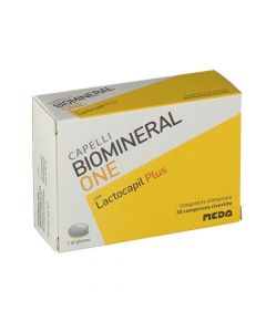 BIOMINERAL LACTOCAPIL PLUS 30 CAPSULE integratore per i capelli